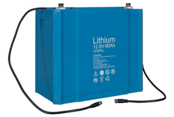 Hyprcell 24Ah Rechargeable Lithium Battries, 24V