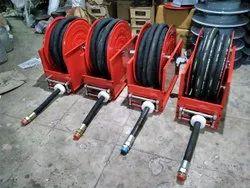 Auto Rewind Heavy Duty Diesel Hose Reel