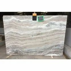 Polished Slab Fantasy Brown Marble, Thickness: 25mm