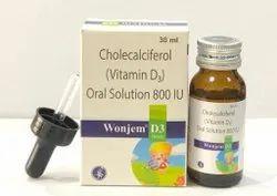 Cholecalciferol 800 Iu Drops