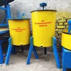 Chemical Hardener Making Machine