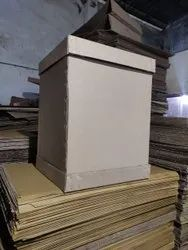 Top and bottom Corrugated box heavy duty package Box strong shipping Box