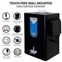 Automatic Hand Gel, Soap, Liquid Sanitizer Dispenser Wall Mount Stainless Steel Battery Operated