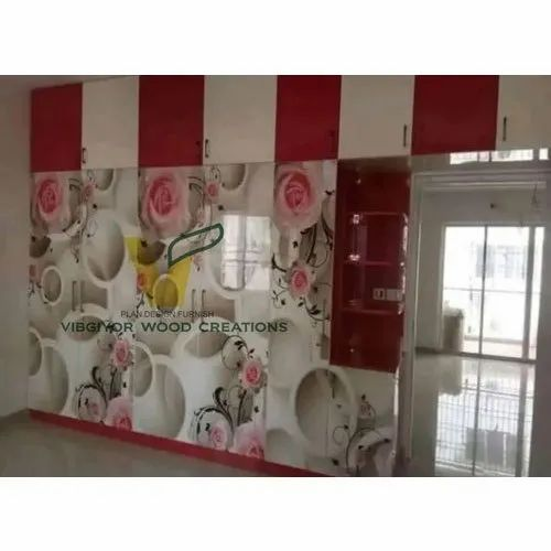 Laminated Particle Board Wardrobe Surface Finish Glossy Thickness 18 Mm Rs 700 Square Feet Id 22269495755