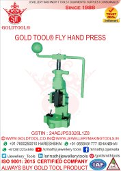 Gold Tool Hand Press