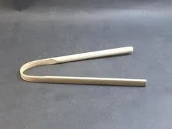 Bamboo Tongue Cleaner, For Clinical