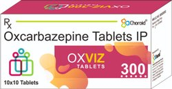 Oxcarbazipine 300 Mg Tablets (Oxviz 300)