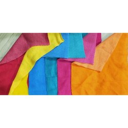 For T-Shirt And Baba Suit Plain Reversible Poly Cotton Fabric