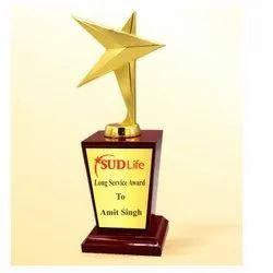 WM 9924 Star Award Trophy