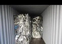 Loose Silver Aluminium Taint Tabor , 3-5% , USA, For Melting, Size: 500x500