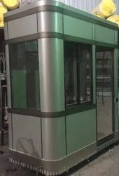 Prefabricated Parking And Toll Cabins