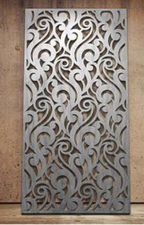 Laser Cutting Grill Design
