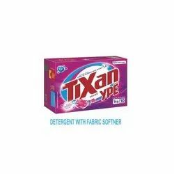 YPE Tixan Bio enzyme Laundry Detergent Power with softener, Packaging Type: Packet, Shape: Rectangle
