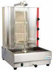 Gas Shawarma Machine