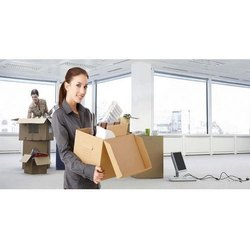 Commercial movers and packers Goods Relocation Services, in Boxes, Same State