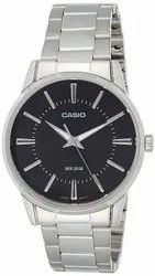 Analog Casual Wear Stainless Steel Strap Casio Mens Watch, Model Name/Number: Mtp-1303d-1avdf (a492)