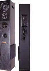 IKONE Black Single Tower Speaker (IK 301), 70W
