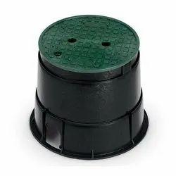 Series 910 Round Valve Box