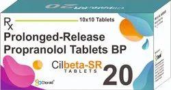 Cilbeta-SR 20 Mg Tablets