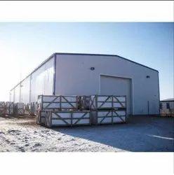 Warehouse Building Construction Service