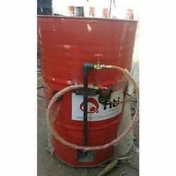 MS GAS ROUND DRUM TANDOOR