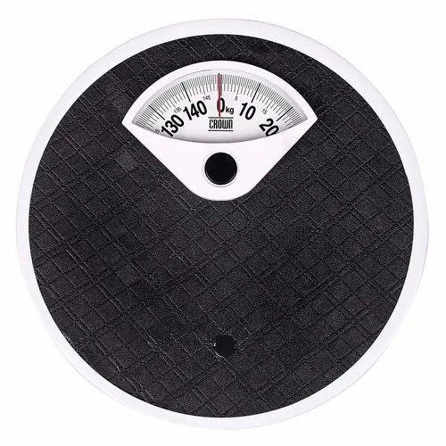 Crown Og Bathroom Weighing Scales, Bathroom Weight Scales