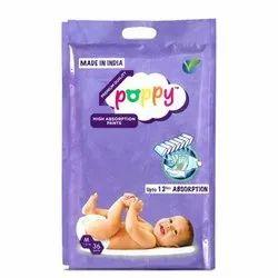 Disposable Non Woven Baby Diaper Pant