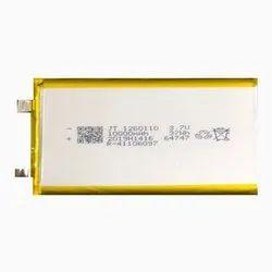 10000Mah 3.7V  Lithium Polymer 1260110