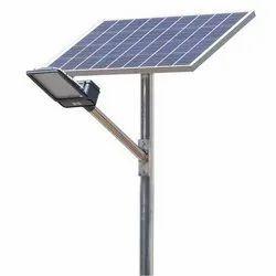 24W Solar Street Lighting System