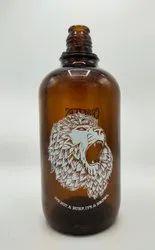 Glass Bottle Printing Service