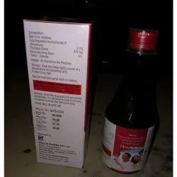 Cyproheptadine HCL Tricholine Citrate And Sorbitol Syrup
