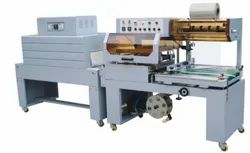 Automatic L Sealer With Shrink Wrapping Machine