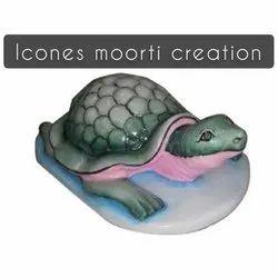 Marble Tortoise Sculpture