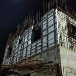 Aluminium Formwork Material Based On Project Commercial Building Construction, in Hyderabad