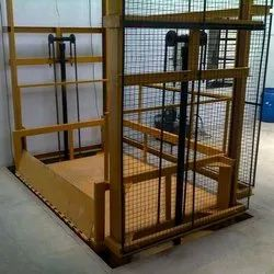 Saichand Industrial Lift, Capacity: 1 Ton
