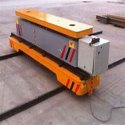 Rail Mounted Power Driven Scissor Lift
