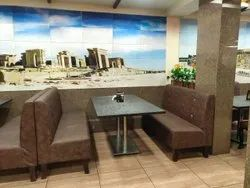 2nd hand furniture for Restaurant ( 6 Seating capacity)
