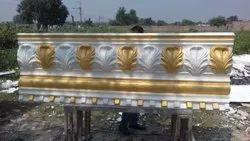 Golden FRP Molding , Frames, Wedding Decoration, In Pan India