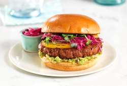 Chicken Burger Patty, For Deep Fry