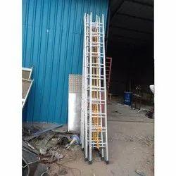 20ft Aluminium Wall Support Extension Ladder
