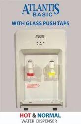 Atlantis Hot and Normal Table Top Water Dispenser