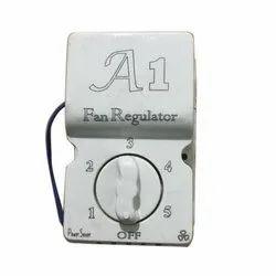 A1 PVC Open Surface 5 step Fan Regulator