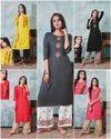 Stylish Ladies Indian Wear Palazzo Kurti