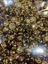 """Golden Plastic 18"""" Diamond Button, For Garments, Packaging Type: Packet"""