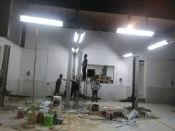 Industrial Electrical Work, in Pan India