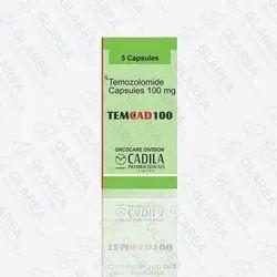 Temozad 100Mg Temozolomide Capsule