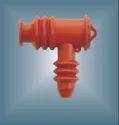 Raychem Right Angled Elastomeric Reusable Insulating Boot