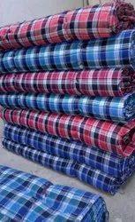 Check Mattress Fabric