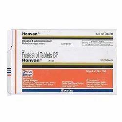 Honvan 120 Mg Tablet