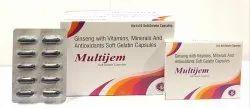 Multivitamin Softgel Capsules
